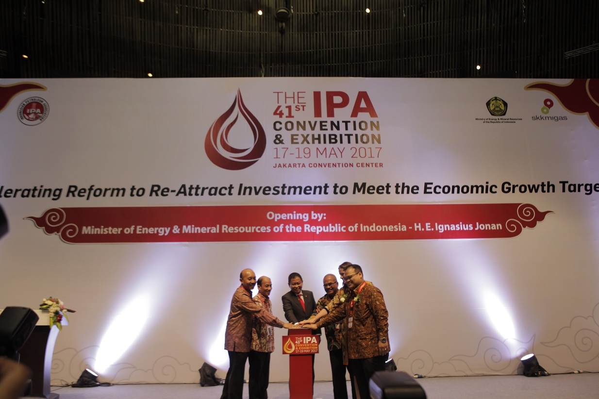 "The 41st IPA Convention & Exhibition 2017: ""Accelerating Reform to Re-Attract Investment to Meet the Economic Growth Target"""